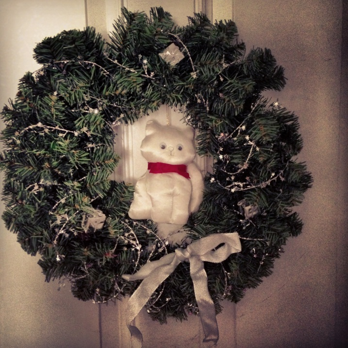 Meowwy christmas!